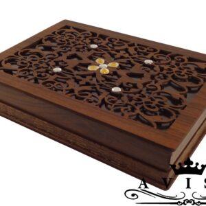 جعبه آجیل و شیرینی