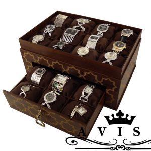 جعبه ساعت چندتایی
