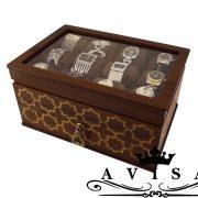 جعبه ساعت کشودار