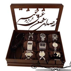 جعبه ساعت 12خانه شعر